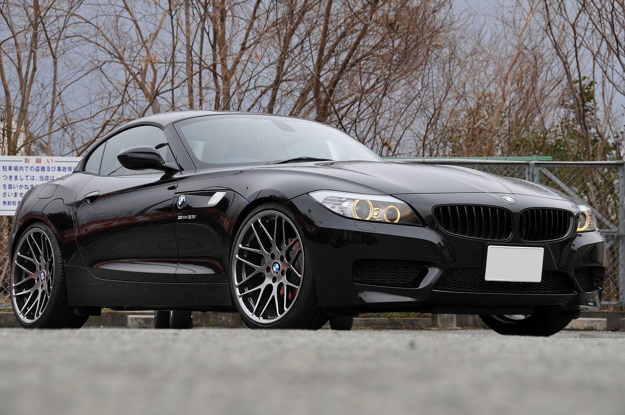 ギャラリー(BMW Z4 ( E89 ) 23i)|EDGE FORGED WHEELS