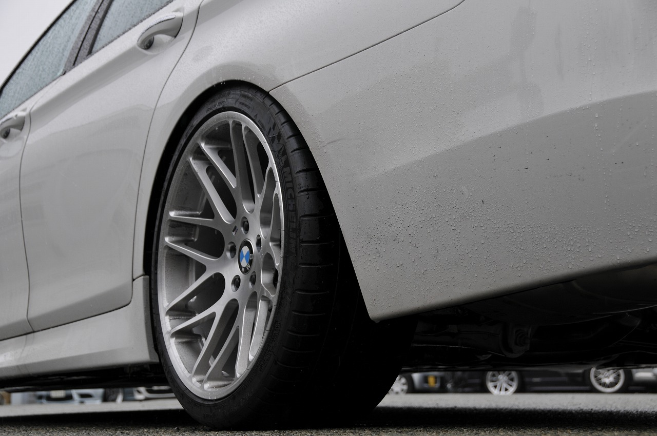 ギャラリー Bmw F10 535i |edge Forged Wheels
